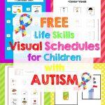 Free Life Skills Printable – Little Puddins Free Printables   Free Printable Picture Communication Symbols