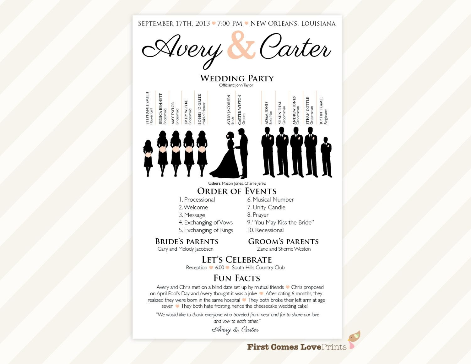 Free Microsoft Word New Wedding Templates Showing Pic Gallery For - Free Printable Wedding Program Templates Word