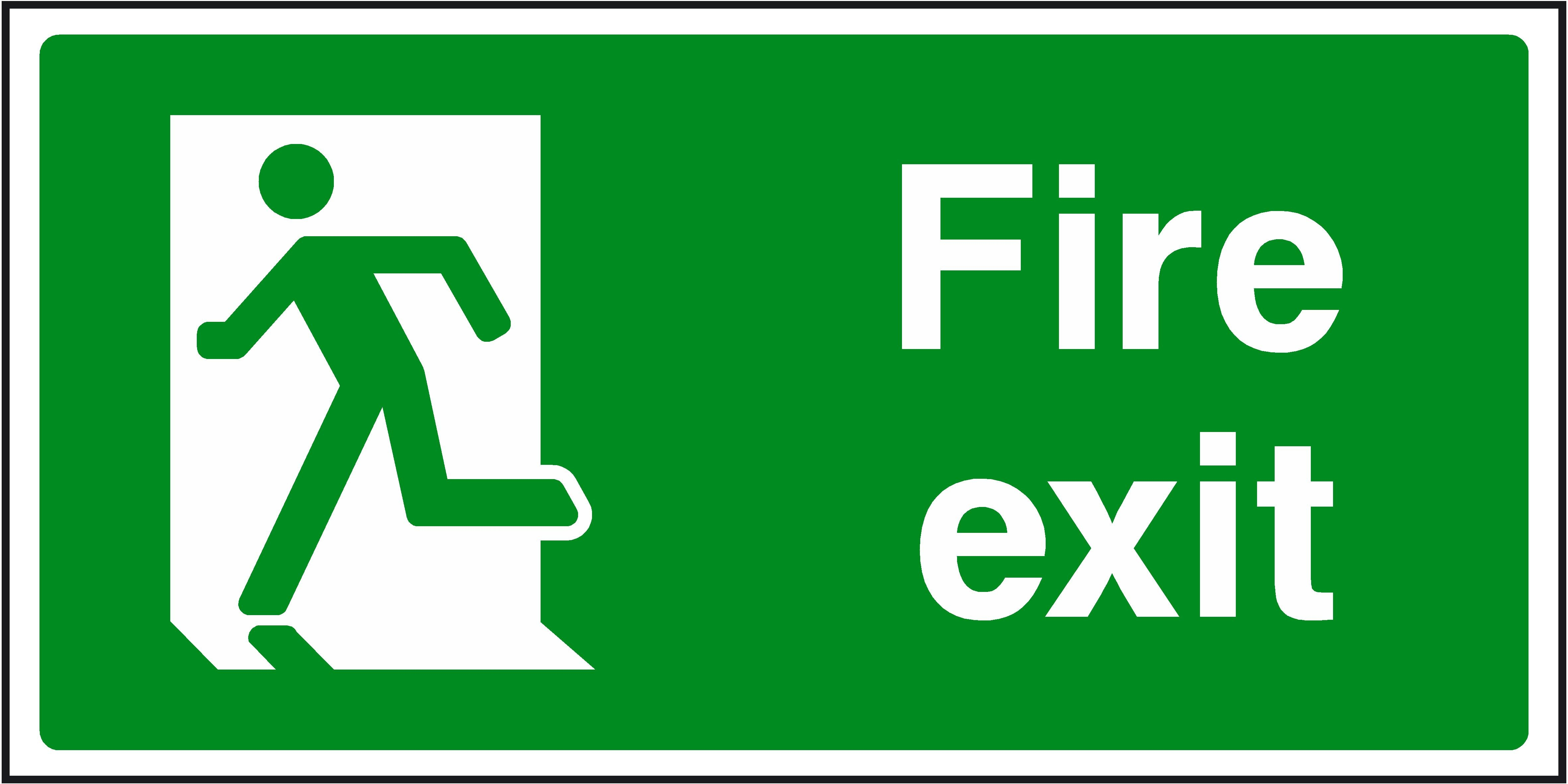 Free Pictures Of Exit Signs, Download Free Clip Art, Free Clip Art - Free Printable No Exit Signs