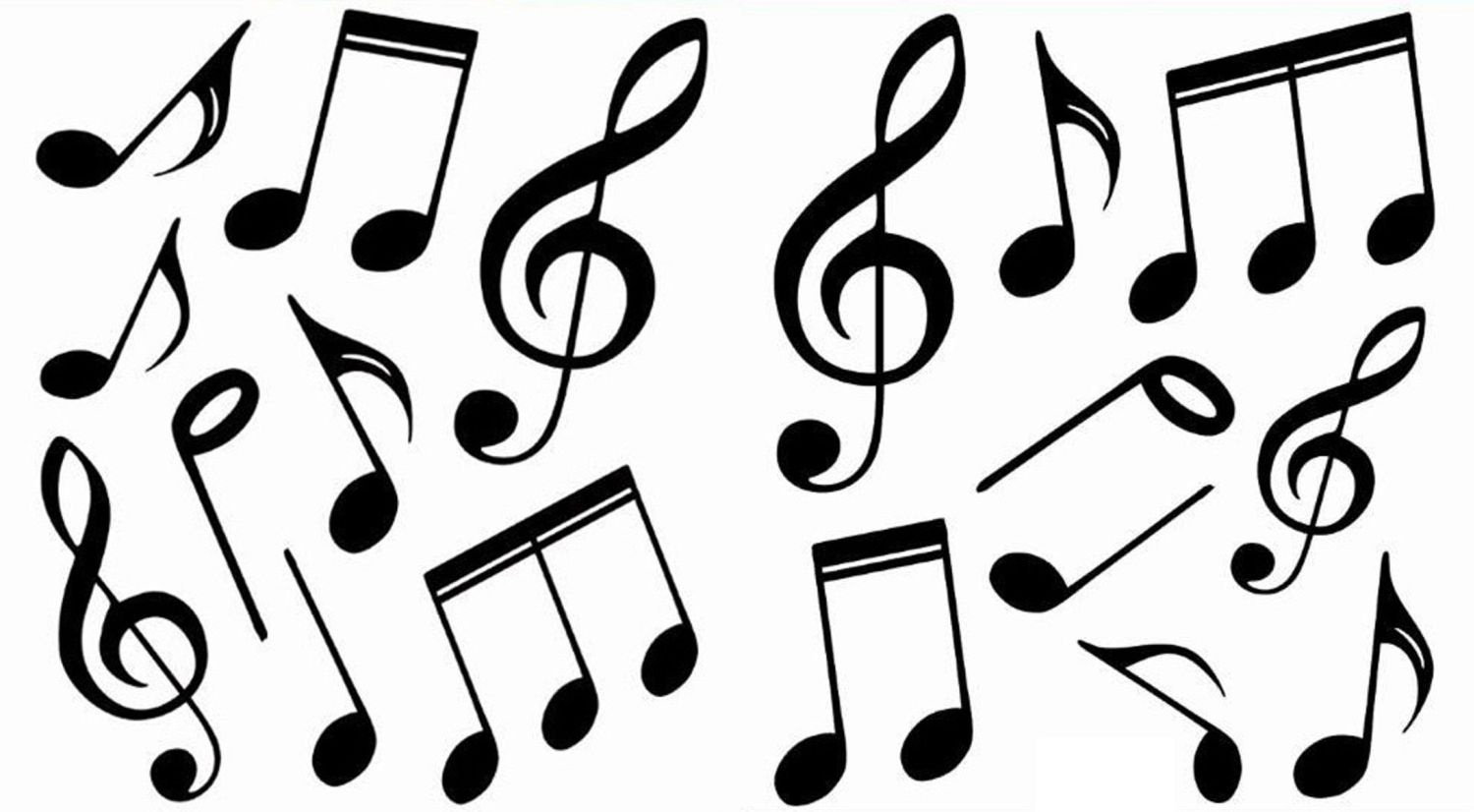 Free Pictures Of Music Notes And Symbols, Download Free Clip Art - Free Printable Pictures Of Music Notes