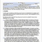 Free Power Of Attorney Template California Prettier Free Printable   Free Printable Power Of Attorney Form California