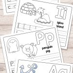 Free Printable Alphabet Book For Preschool And Kindergarten | Crafts   Free Printable Level H Books