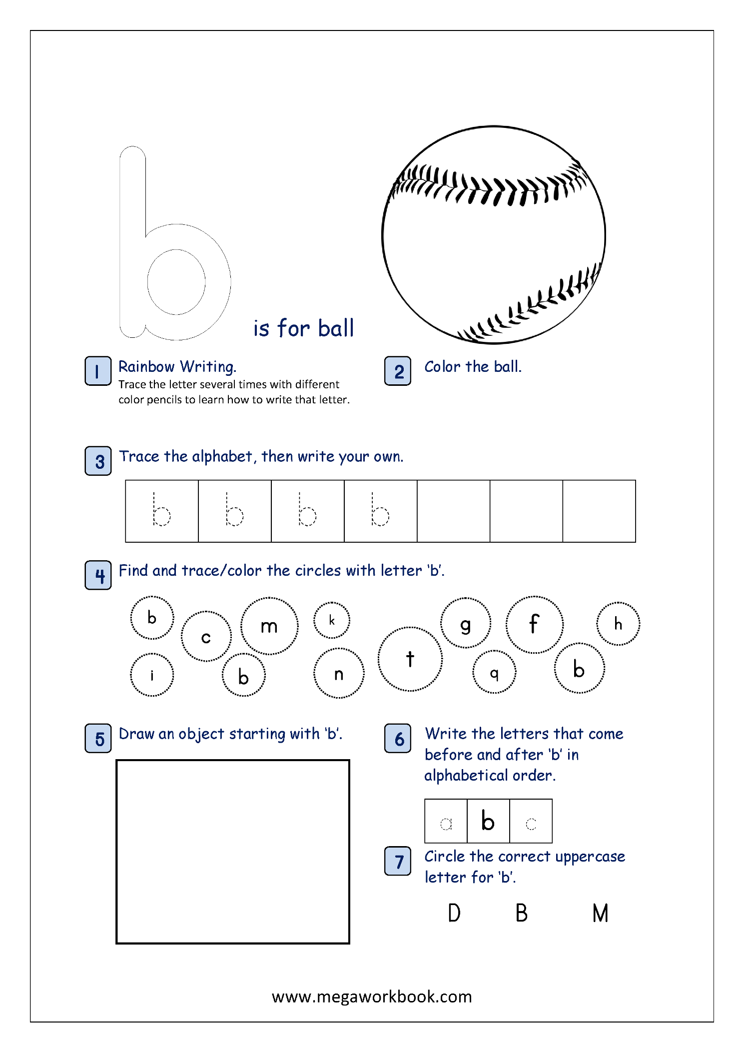 Free Printable Alphabet Recognition Worksheets For Small Letters - Free Printable Letter Recognition Worksheets