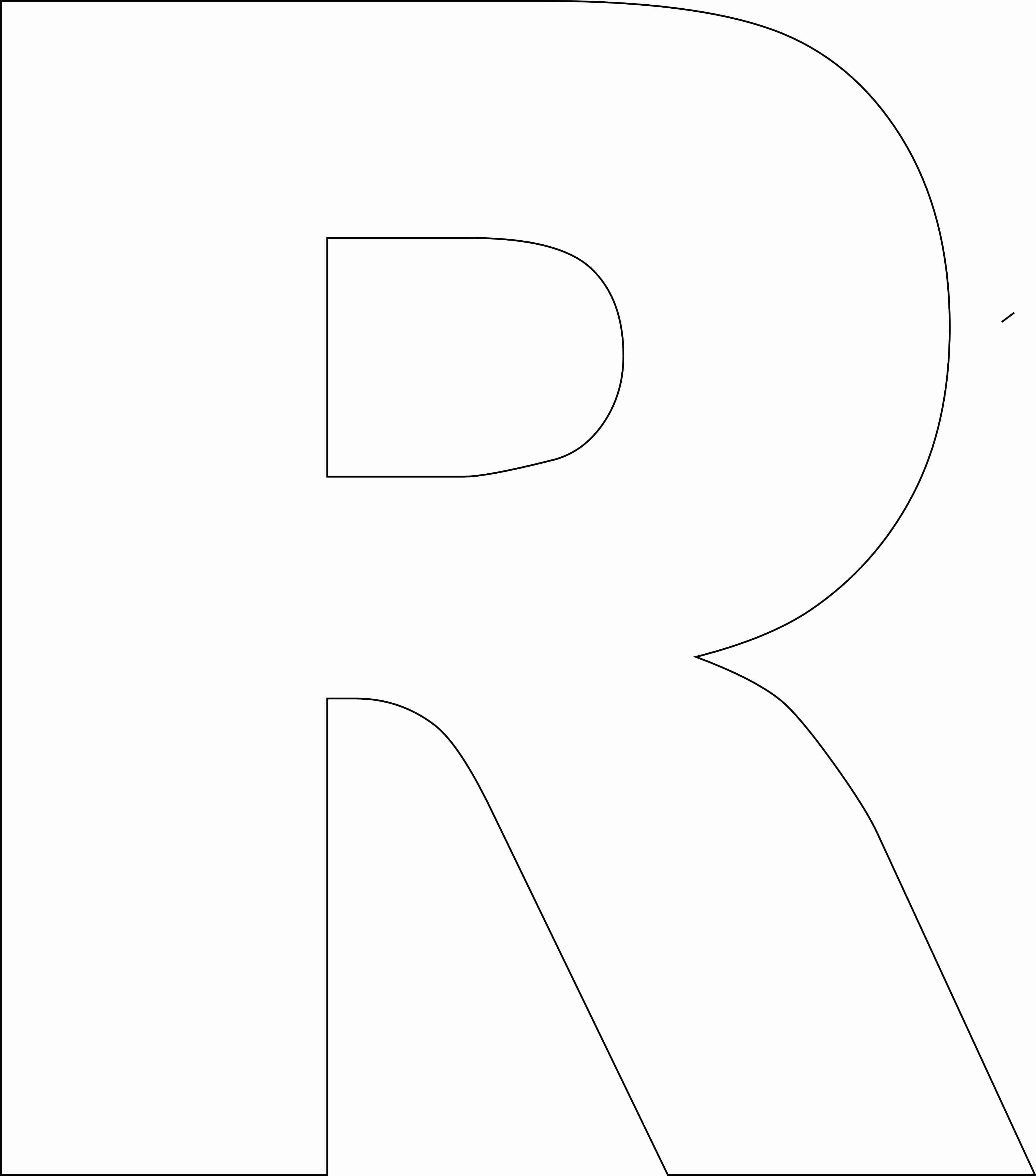 Free Printable Alphabet Template Upper Case - Free Printable Alphabet Stencils