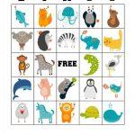 Free Printable Animal Bingo Cards For Toddlers And Preschoolers   Free Printable Bible Bingo For Preschoolers
