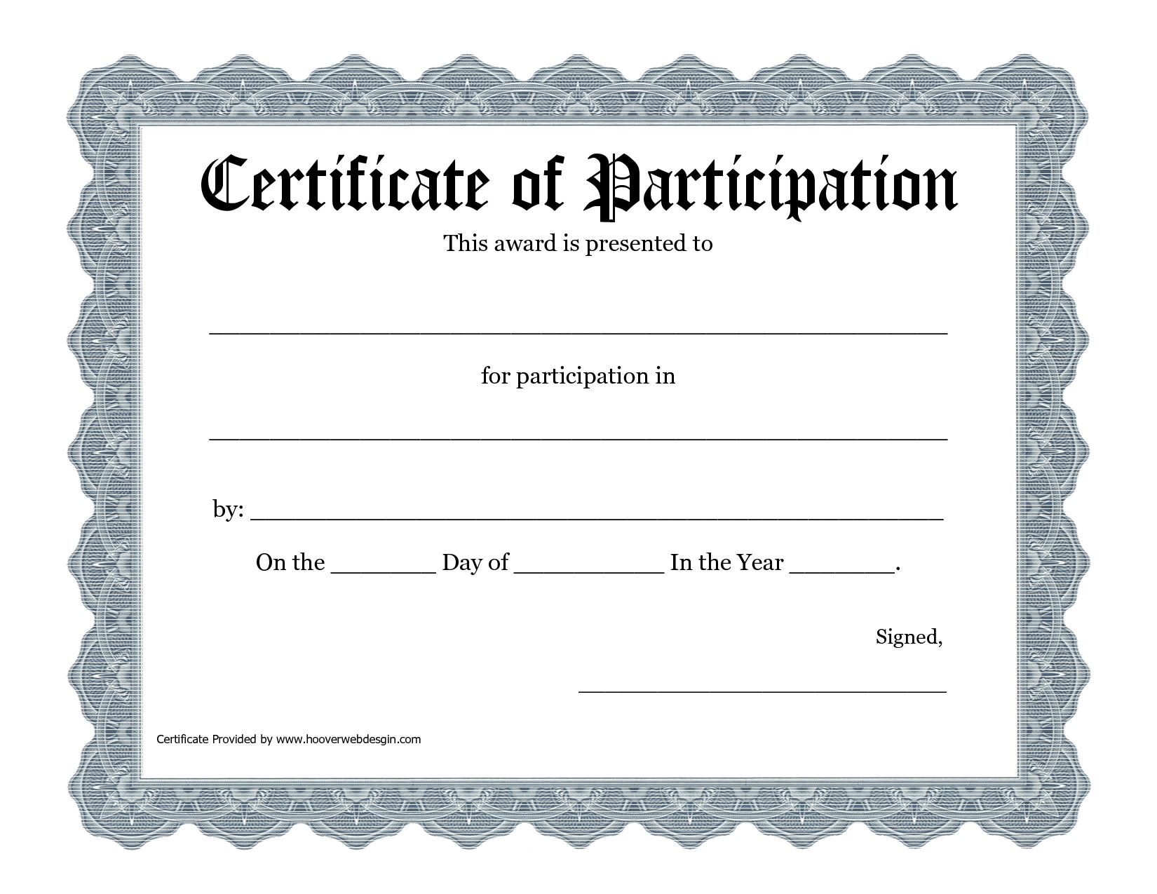 Free Printable Award Certificate Template - Bing Images | 2016 Art - Free Printable Award Certificates