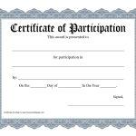 Free Printable Award Certificate Template   Bing Images | 2016 Art   Sports Certificate Templates Free Printable