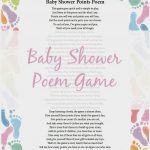 Free Printable Baby Shower Games And More Games Everyone Will Love   Pass The Prize Baby Shower Game Free Printable