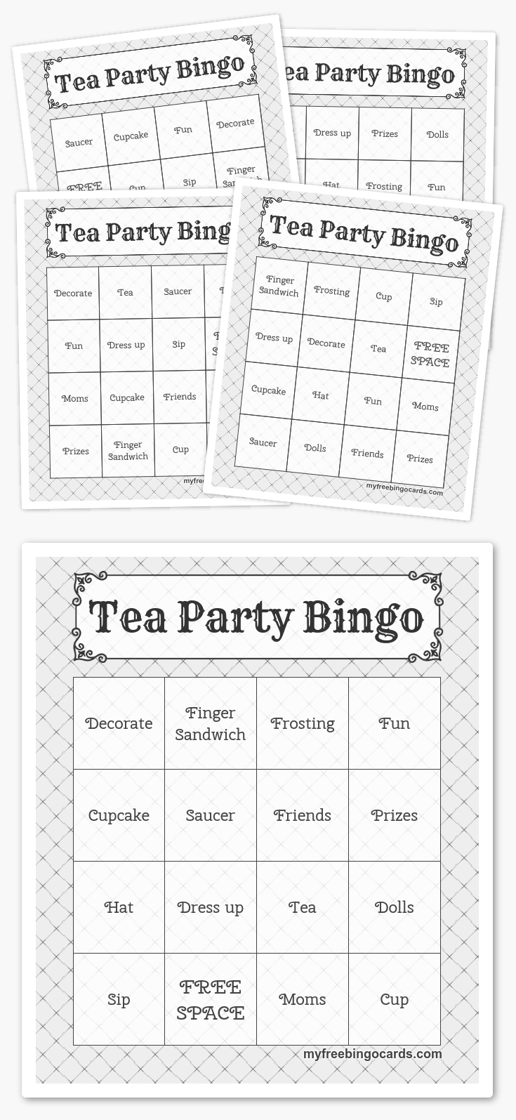 Free Printable Bingo Cards In 2019 | Printables | Harry Potter Games - Free Printable Bingo Chips