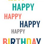 Free Printable Birthday Cards   Paper Trail Design   Free Printable Greeting Cards No Sign Up