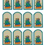 Free Printable Birthday Favor Tags   Birthday Party Favor Tags Printable Free