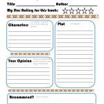 Free Printable Book Report Forms | Teaching Ideas | Book Review   Free Printable Book Report Forms