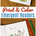 Free Printable Books For Beginning Readers   Level 1 (Easy)   Frugal   Free Printable Story Books For Kindergarten