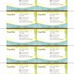 Free Printable Business Cards Template Awesome Free Printable   Free Printable Business Card Templates