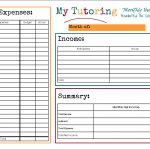 Free Printable Business Forms | Room Surf   Free Printable Business Forms