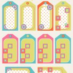 Free Printable Candy Tags And Scrapbooking Borders   Ausdruckbare   Free Printable Borders For Scrapbooking