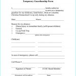 Free Printable Child Guardianship Forms Uk   Form : Resume Examples   Free Printable Child Custody Forms