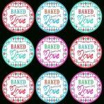 Free Printable Christmas Baking Labels – Festival Collections   Free Printable Baking Labels