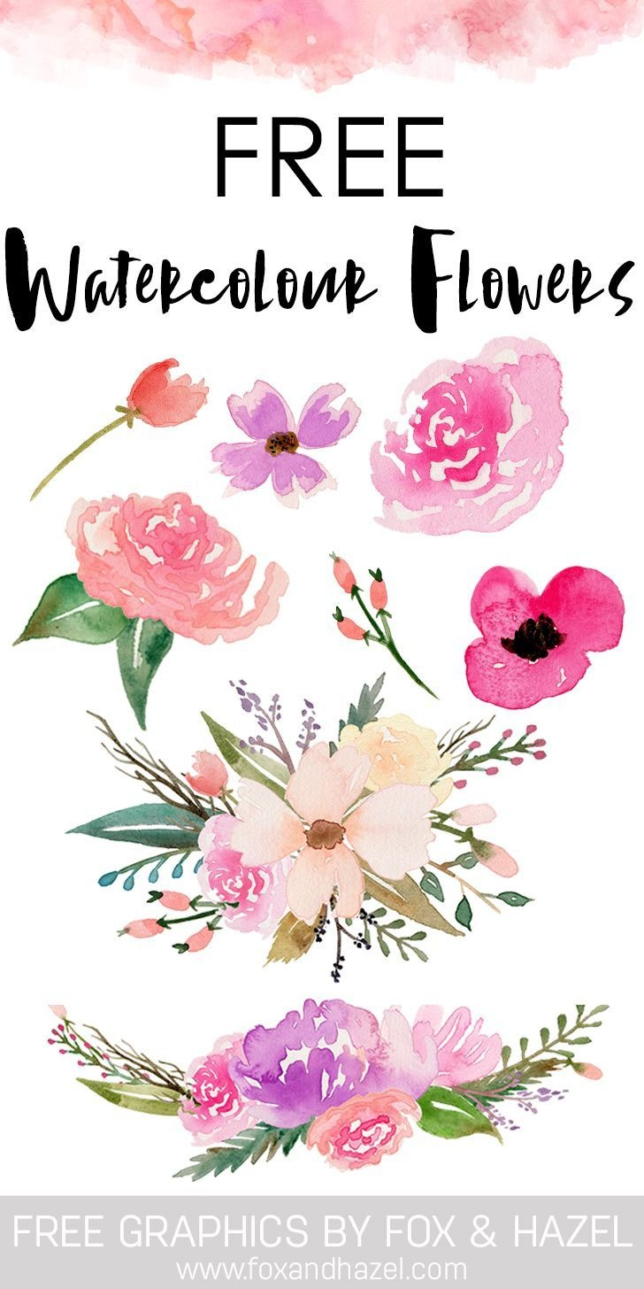 Free Printable Clip Art Flowers – 101 Clip Art - Free Printable Clip Art Flowers