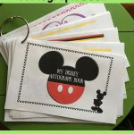 Free Printable Disney Autograph Book For An Upcoming Disney World   Free Printable Autograph Book For Kids