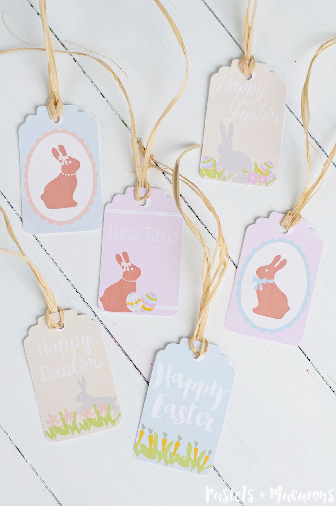 Free Printable Easter Gift Tags - Free Printable Tags