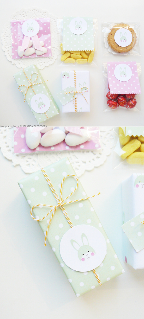 Free Printable Easter Wrapping Paper   Designedghirlanda Di - Free Printable Easter Wrapping Paper