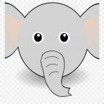 Free Printable Elephant   Masterprintable   Free Printable Elephant Pictures