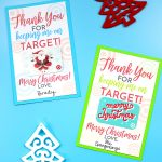 Free Printable For Gifting Target Gift Cards   That's What {Che} Said   Free Printable Christmas Gift Cards