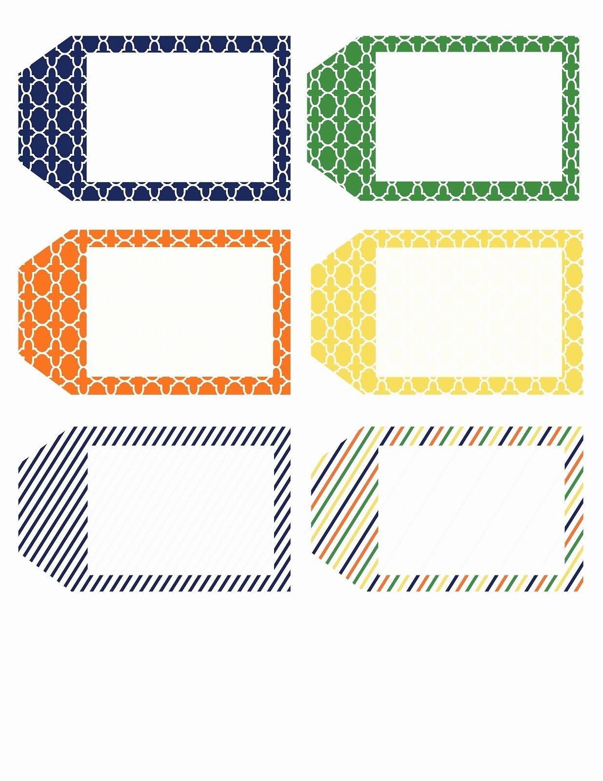 Free Printable Gift Tags – Pictimilitude - Free Printable Gift Tags Templates
