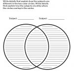 Free Printable Graphic Organizers From Crabtree Publishing | 3Rd   Free Printable Graphic Organizers