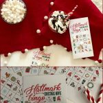 Free Printable Hallmark Channel Holiday Bingo Game Cards | Diy Ho Ho   Free Printable Hallmark Cards