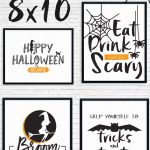 Free Printable Halloween Decorations To Spruce Up Your Holiday   Free Printable Halloween Decorations Scary