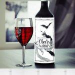Free Printable Halloween Wine Bottle Labels | Ultimate Diy Board   Free Printable Wine Labels For Birthday