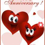 Free Printable Happy Anniversary Greeting Card | Anniversary | Happy   Free Printable Love Greeting Cards