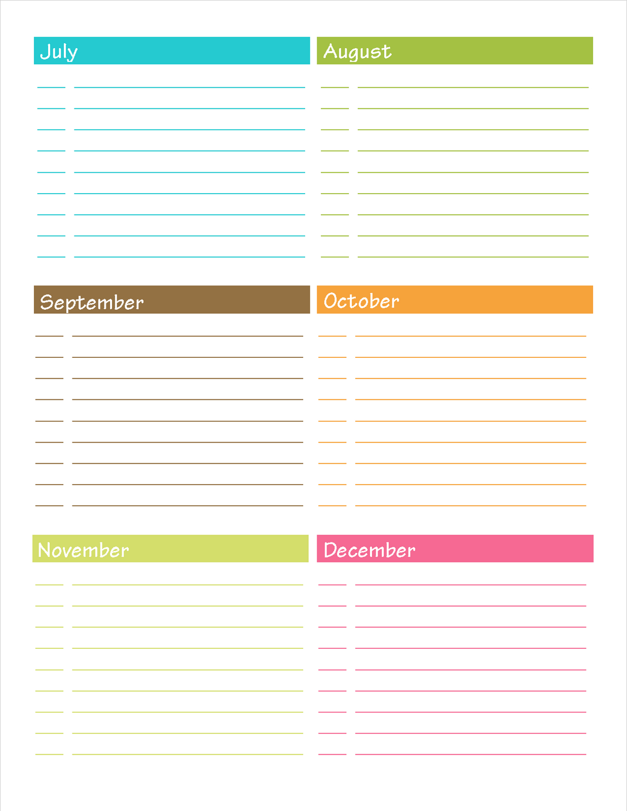 Free Printable: Important Date To Remember | Printables | 2015 - Free Printable Home Organizer Notebook