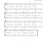 Free Printable Jingle Bells Sheet Music And Song For Kids! | Piano   Free Christmas Piano Sheet Music For Beginners Printable