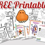 Free Printable Kids Activities | Coloring Pages | Worksheets For   Free Printable Stories For Preschoolers