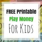 Free Printable Kids Money For Download | Kids Ain't Cheap   Free Printable Us Currency