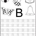 Free Printable Letter Tracing Worksheets For Kindergarten – 26   Free Printable Alphabet Pages