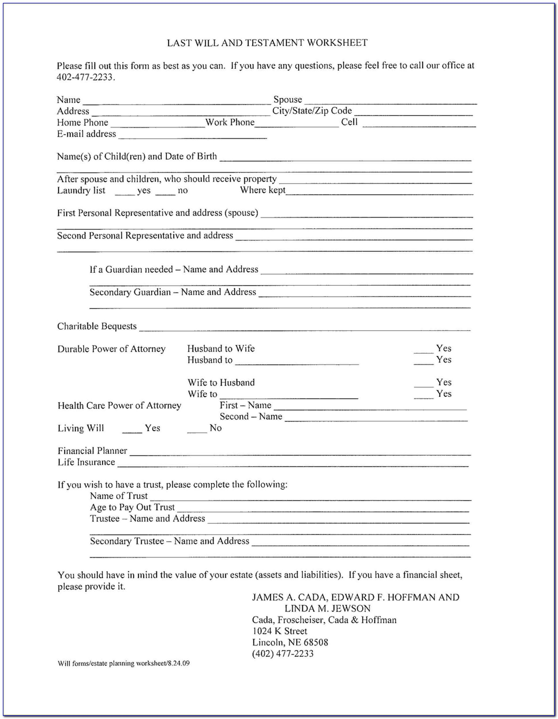 Free Printable Living Will Forms Florida - Form : Resume Examples - Free Printable Living Will Forms Florida