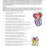 Free Printable Love Language Quiz – Orek   Free Printable Love Language Quiz