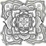 Free Printable Mandala Coloring Pages For Adults | Adult Coloring   Free Printable Mandala Coloring Pages For Adults