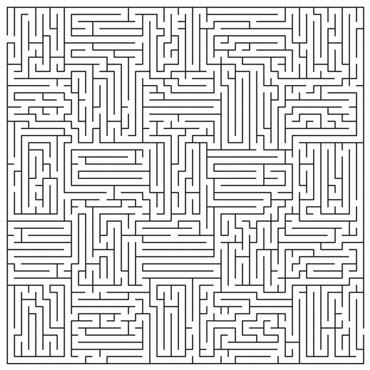 Free Printable Mazes For Kids, Toddlers & Adults - Free Printable Mazes