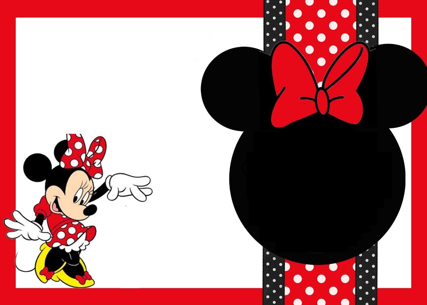 Free Printable Mickey Mouse Birthday Cards | Luxury Lifestyle - Free Printable Mickey Mouse Decorations