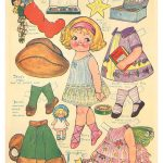 Free Printable Paper Doll From Paperdoll Review!   Free Printable Paper Dolls