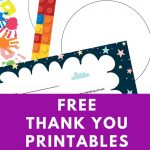 Free Printable Personalized Thank You Cards   Homemade Thank You   Free Personalized Thank You Cards Printable