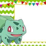 Free Printable Pokemon Invitation Templates | Free Printable   Pokemon Invitations Printable Free