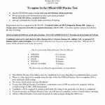 Free Printable Practice Ged Test Questions | Download Them Or Print   Free Printable Ged Practice Test