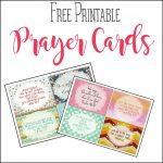 Free Printable Prayer Cards – Angela Tyler   Free Printable Prayer Cards