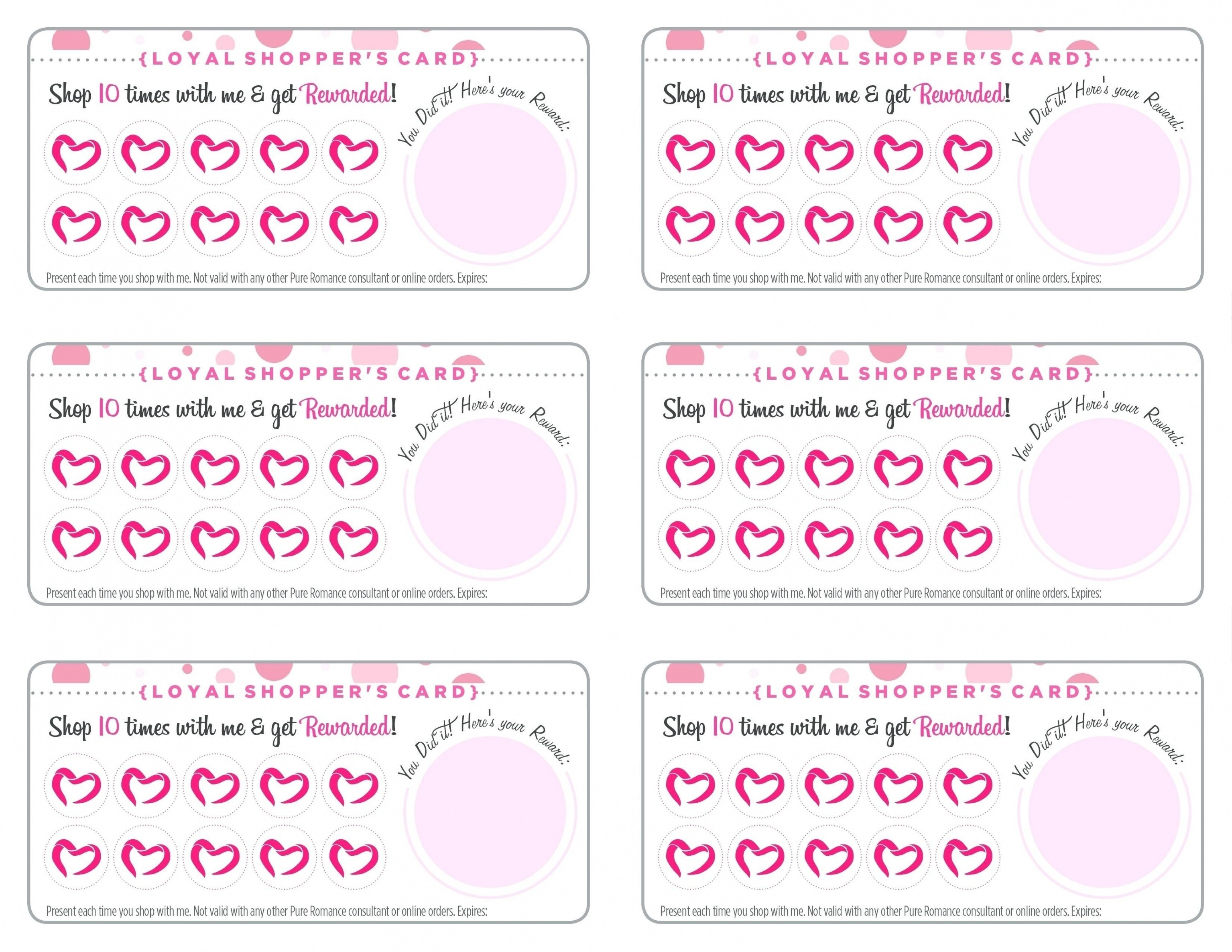 Free Printable Punch Card Template Unique Loyalty Cards In Drabble - Free Printable Loyalty Card Template